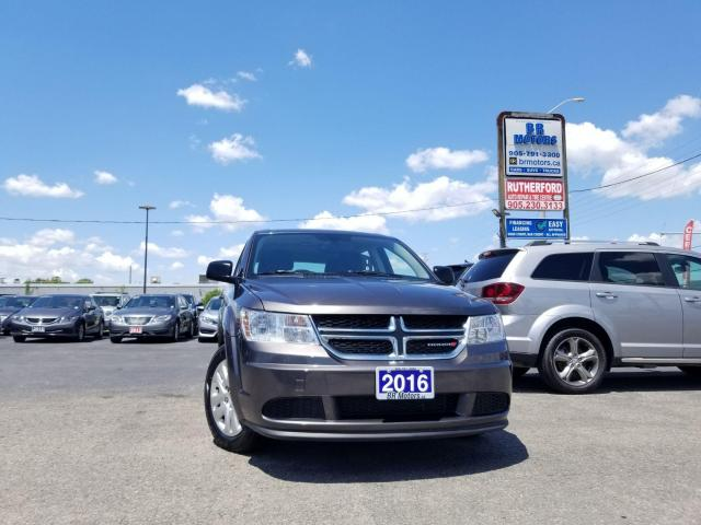 2016 Dodge Journey SE  AIR CONDITION NO ACCIDENTS CLEAN CARFAX