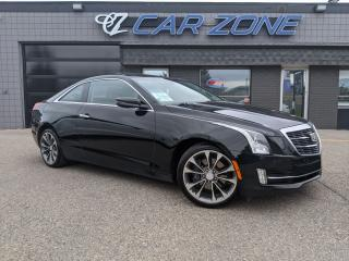Used 2016 Cadillac ATS Performance Collection AWD for sale in Calgary, AB