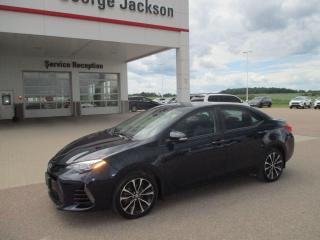 Used 2019 Toyota Corolla SE for sale in Renfrew, ON
