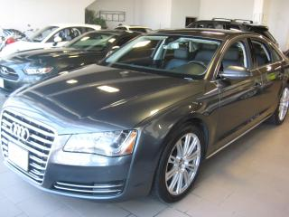 Used 2013 Audi A8 Premium 3.0T for sale in Markham, ON