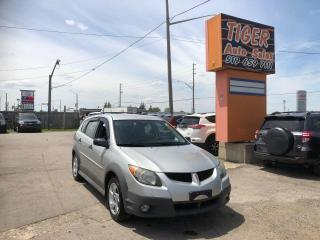 Used 2004 Pontiac Vibe *AUTO*ONLY 105KM*ONE OWNER*NO ACCIDENT*CERT for sale in London, ON