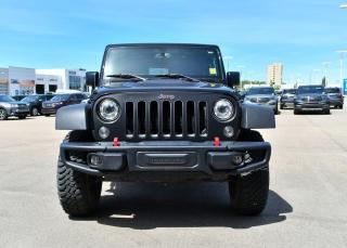 Used 2017 Jeep Wrangler Rubicon Recon for sale in Red Deer, AB