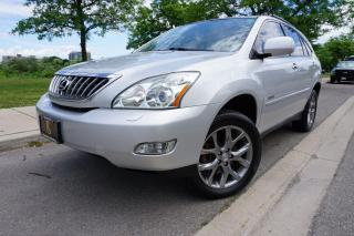 Used 2009 Lexus RX 350 PEBBLE BEACH / STUNNING CONDITION / NO ACCIDENTS for sale in Etobicoke, ON