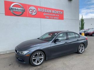 Used 2014 BMW 3 Series 320i 4dr RWD Sedan for sale in Edmonton, AB