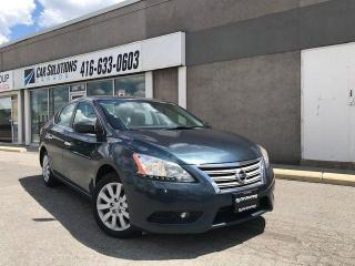 Used 2013 Nissan Sentra SV-AUTOMATIC for sale in Toronto, ON