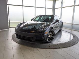 Used 2017 Porsche Panamera for sale in Edmonton, AB