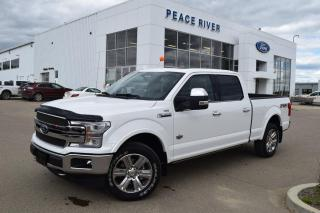 New 2020 Ford F-150 King Ranch 4x4 SuperCrew Cab Styleside 145.0 in. WB for sale in Peace River, AB