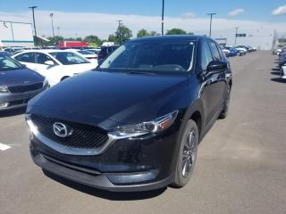 Used 2017 Mazda CX-5 GT* AWD* GPS* TOIT* CUIR* CAMERA* for sale in Québec, QC