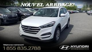 Used 2017 Hyundai Tucson GL + GARANTIE + A/C + CAMERA + WOW! for sale in Drummondville, QC