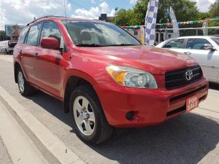 Used 2006 Toyota RAV4 BASE-EXTRA CLEAN-4WD- 4 CYL-ALLOYS-MUST SEE!!! for sale in Scarborough, ON
