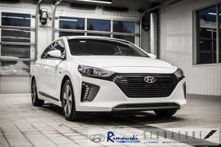 Used 2018 Hyundai IONIQ Electric SE Hatchback for sale in Rimouski, QC