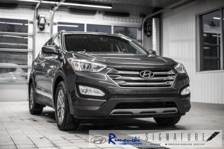 Used 2015 Hyundai Santa Fe Sport GL Chez Rimouski Hyundai for sale in Rimouski, QC