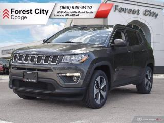 Used 2017 Jeep Compass NORTH for sale in London, ON
