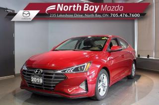 Used 2019 Hyundai Elantra Preferred - Click Here! Test Drive Appts Available! for sale in North Bay, ON
