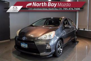 Used 2012 Toyota Prius C Tech - Click Here! Test Drive Appts Available! for sale in North Bay, ON