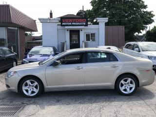 Used 2012 Chevrolet Malibu LS for sale in Cambridge, ON