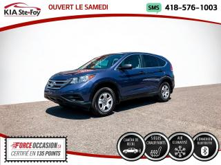 Used 2014 Honda CR-V * LX* CAMERA* SIEGES CHAUFFANTS* AWD * for sale in Québec, QC