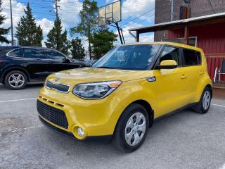 Used 2015 Kia Soul L LX for sale in Scarborough, ON