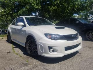 Used 2011 Subaru WRX Limited for sale in Woodbridge, ON