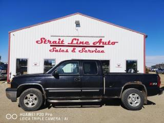 Used 2005 Chevrolet Silverado 1500 for sale in North Battleford, SK