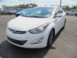 Used 2015 Hyundai Elantra Limited for sale in Hamilton, ON