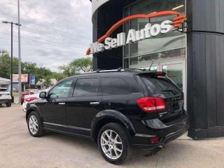 Used 2018 Dodge Journey GT 4dr AWD Sport Utility for sale in Winnipeg, MB