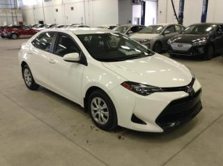 Used 2017 Toyota Corolla for sale in Longueuil, QC