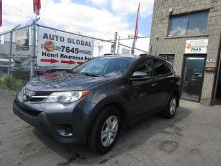 Used 2015 Toyota RAV4 Traction intégrale 4 portes LE for sale in Montréal, QC