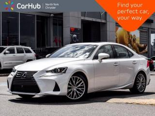 Used 2018 Lexus IS IS 300 AWDSunroof Backup Camera Paddle Shifters Bluetooth Heat and Ventilated Seats for sale in Thornhill, ON