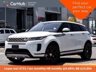 Used 2020 Land Rover Evoque SE Meridian Navigation Backup Camera Apple CarPlay for sale in Thornhill, ON
