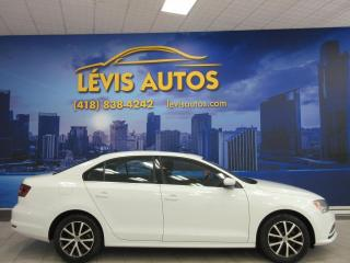 Used 2016 Volkswagen Jetta 1.4 TSI COMFORTLINE MANUEL BLUETOOTH TOI for sale in Lévis, QC