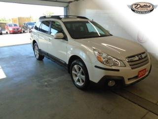 Used 2013 Subaru Outback 3.6R w/Limited Pkg for sale in Owen Sound, ON