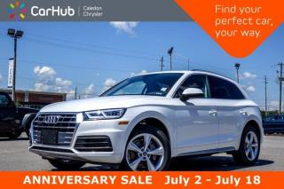 Used 2020 Audi Q5 Progressiv|Quattro.Only 57 KM.Navi|Pano Sunroof|Bluetooth|Backup Cam|Heated Front Seats|19
