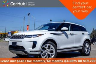 Used 2020 Land Rover Evoque SE 4x4 Only 46 KM Navigation Backup Cam Bluetooth Leather Heated Front Seats 20