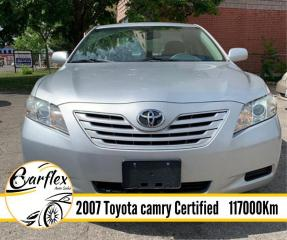 Used 2007 Toyota Camry LE for sale in London, ON