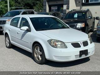 Used 2009 Pontiac G5 SE for sale in Whitby, ON
