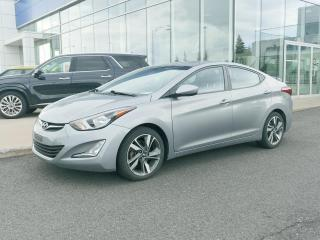 Used 2015 Hyundai Elantra 4dr Sdn Auto GLS for sale in Ste-Julie, QC