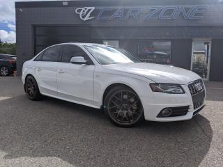 Used 2012 Audi S4 Premium for sale in Calgary, AB