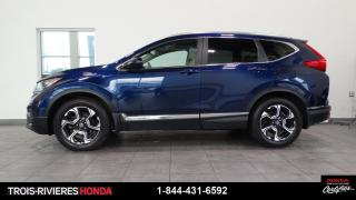 Used 2017 Honda CR-V TOURING + AWD + HONDA SENSING ! for sale in Trois-Rivières, QC