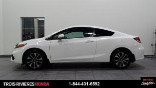 Used 2015 Honda Civic EX + MANUELLE + VITRES TEINTEES ! for sale in Trois-Rivières, QC