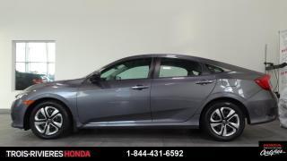 Used 2017 Honda Civic DX + GARANTIE 5/120 + MANUELLE ! for sale in Trois-Rivières, QC