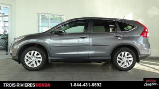 Used 2016 Honda CR-V EX + AWD + TOIT + VITRES TEINTEES + MAGS for sale in Trois-Rivières, QC
