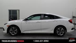 Used 2016 Honda Civic DX + MANUELLE + CAMERA RECUL ! for sale in Trois-Rivières, QC