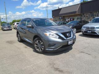 Used 2017 Nissan Murano NAVIGATION NO ACCIDENT ALLOY B-CAMERA BLUE TOOTH for sale in Oakville, ON