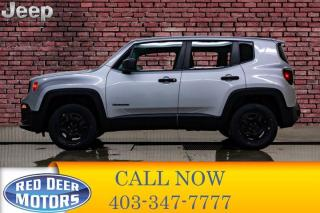Used 2015 Jeep Renegade 4x4 Sport BCam for sale in Red Deer, AB