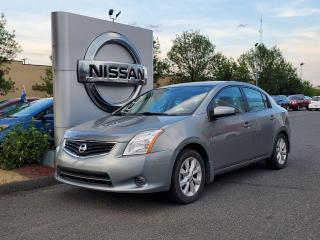 Used 2011 Nissan Sentra S for sale in Drummondville, QC