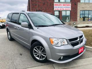 Used 2015 Dodge Grand Caravan SXT Premium Plus for sale in Rexdale, ON