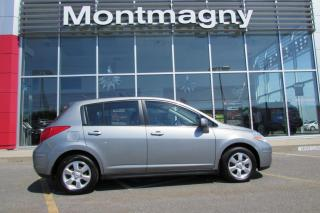 Used 2012 Nissan Versa CVT 1,8 SL for sale in Montmagny, QC