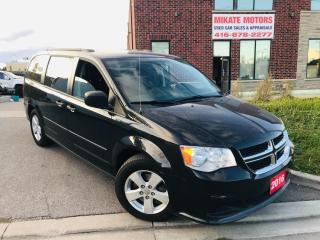 Used 2016 Dodge Grand Caravan FULL STOW & GO for sale in Rexdale, ON