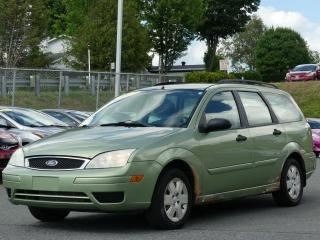 Used 2007 Ford Focus STATION WAGON A FAIBLE PRIX!!! for sale in St-Georges, QC